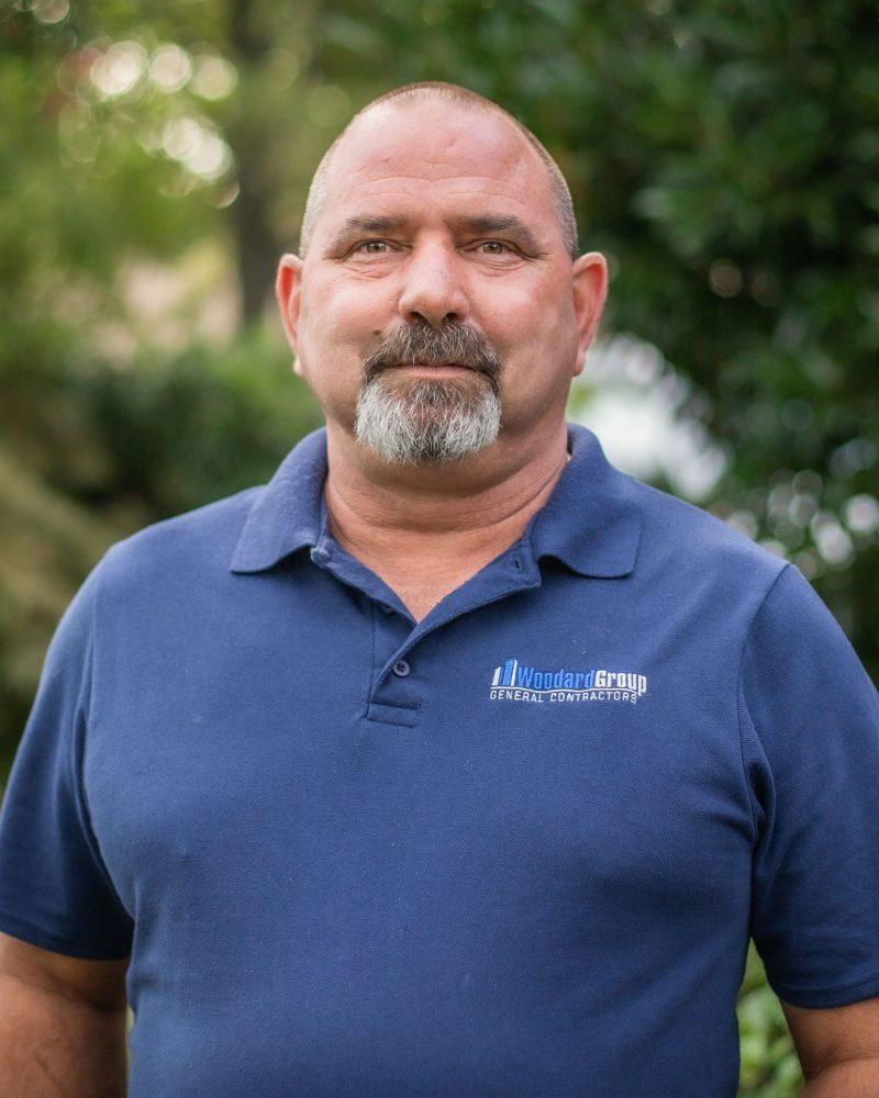 Woodard Group Superintendent Eddie Friedrichs profile