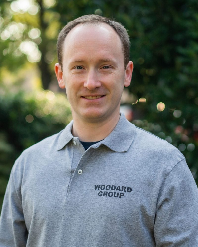 Woodard Group Business Manager Ian Lawrence profile