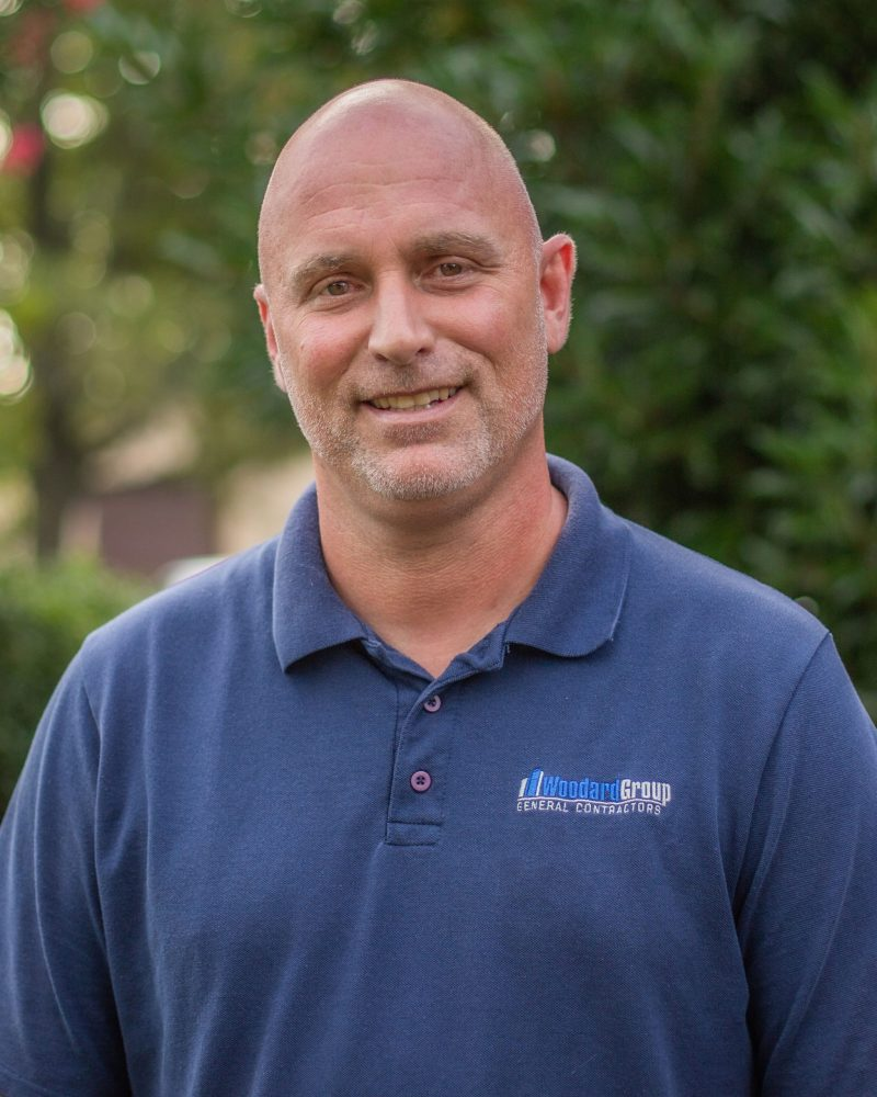 Woodard Group superintendent Tom Meagher profile