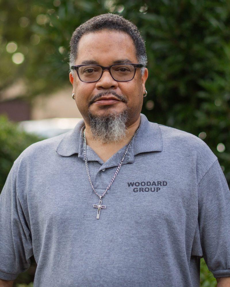 Woodard Group superintendent Kenny Roberts profile