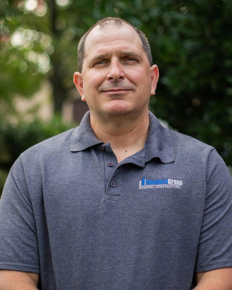 Woodard Group Millwork Manager Brad Stoughton profile