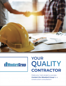 Woodard Group promotional brochure cover page