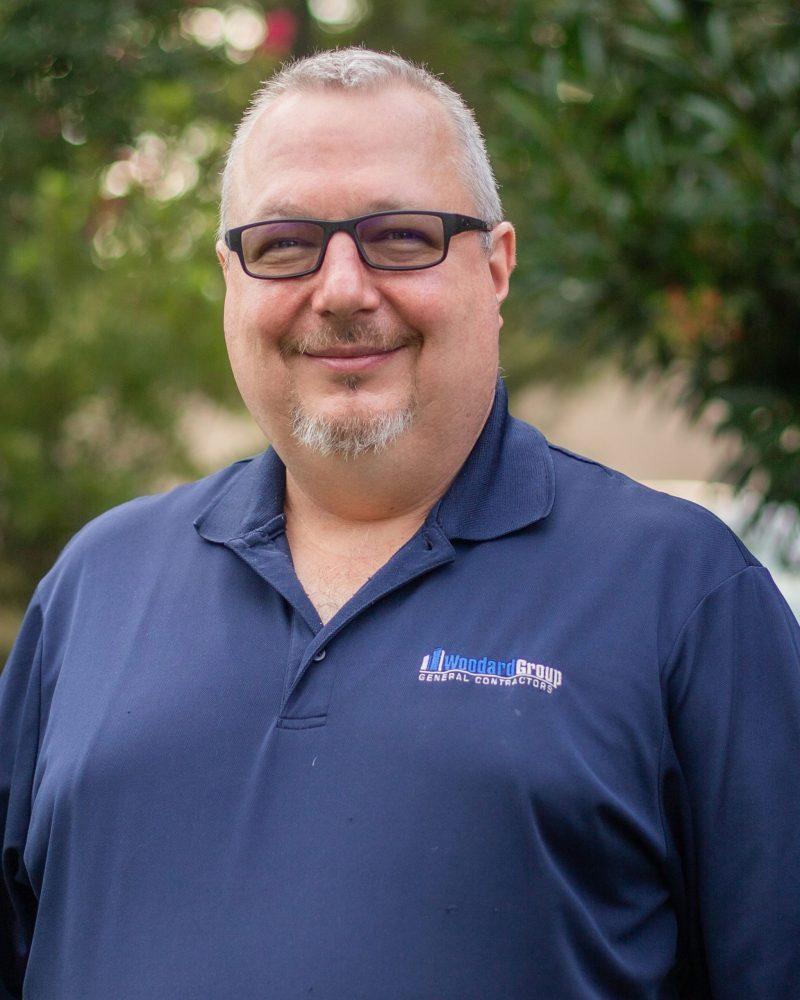 Woodard Group Estimator Mike Eisenburger profile