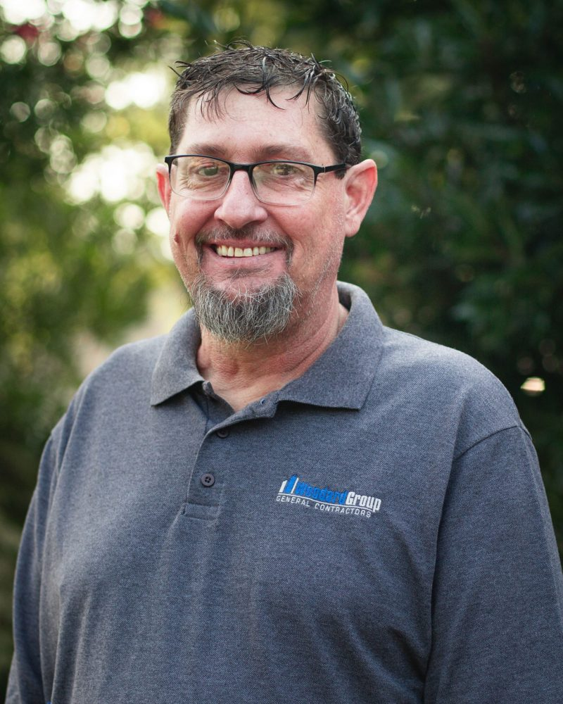 Woodard Group superintendent Julian Martin profile